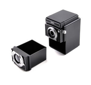 Retro Rolleiflex Camera Pencil Sharpener Thumbnail 2