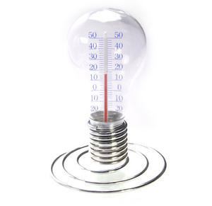 Light Bulb Thermometer Thumbnail 1