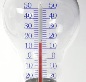 Light Bulb Thermometer Thumbnail 2