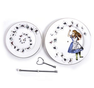 Alice in Wonderland Two Tier Cake Stand Thumbnail 8