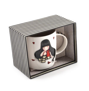 Gorjuss Mug  - The Collector in Gift Box Thumbnail 4