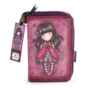 Ladybird - Zip Wallet By Gorjuss
