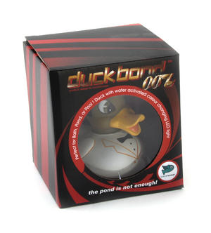 Rubber Duck - 007 Duck Bond