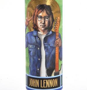 John Lennon Candle Thumbnail 3