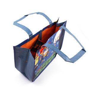 Night Owls  - Woven Shopper Bag By Santoro Thumbnail 8
