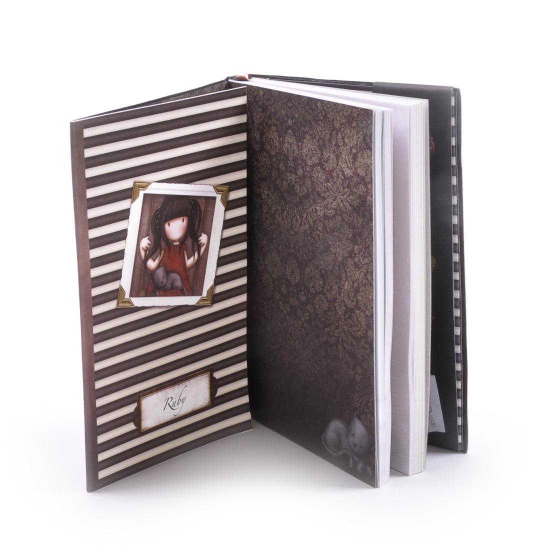 rubin gorjuss premium tagebuch mit stift ebay. Black Bedroom Furniture Sets. Home Design Ideas