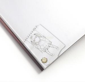 Ruby - Gorjuss Premium Journal with Pen Thumbnail 7