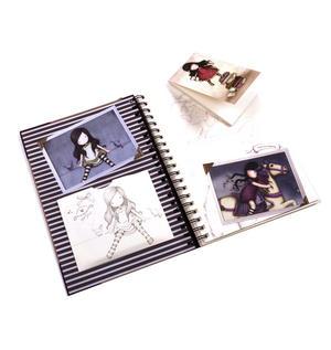 New Heights Sketchbook Journal by Gorjuss Thumbnail 6