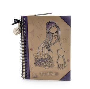 Dear Alice Sketchbook Journal by Gorjuss Thumbnail 2