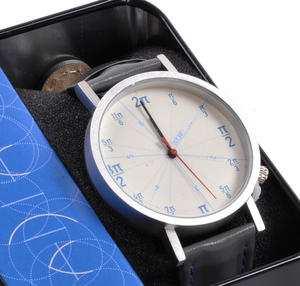 Radians Watch -Measure time with a Standard Mathematical Angle