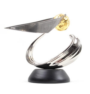 Golden Snitch Sculpture Harry Potter Replica Noble Collection Thumbnail 2