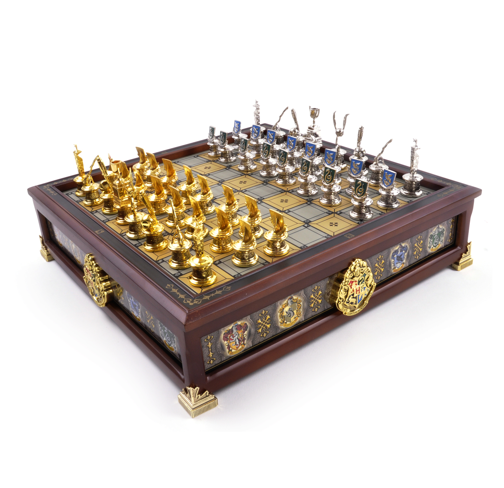 Harry Potter Quidditch Chess Set Ebay