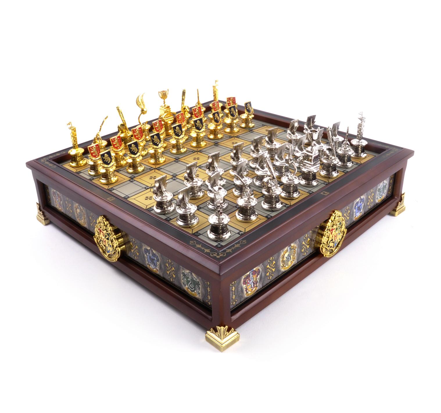 Harry Potter Quidditch Chess Set eBay