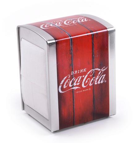 Drink Coca Cola Crate Retro Coke Diner Napkin