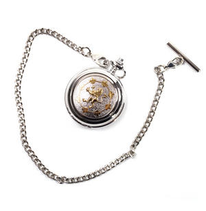 Scottish Lion Pocket Watch