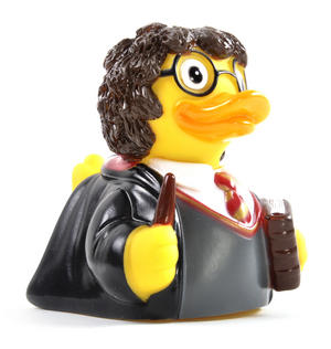 Harry Ponder Rubber Duck - Celebriduck for Harry Potter Fans Thumbnail 4