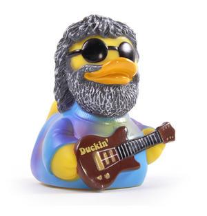 Duckin' Rubber Duck - Celebriduck for Grateful Dead Jerry Garcia Deadhead Fans