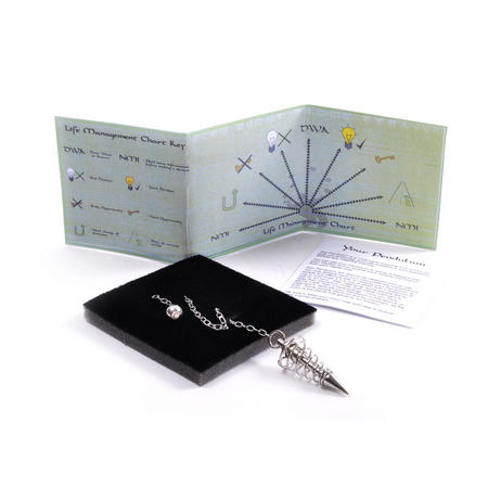 Oracle Dowsing Pendulum - Divination and Life Management