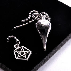 Witches Dowsing Pendulum - Divination and Life Management Thumbnail 3