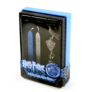 Harry Potter Replica Ravenclaw Sealing Wax Set Thumbnail 2