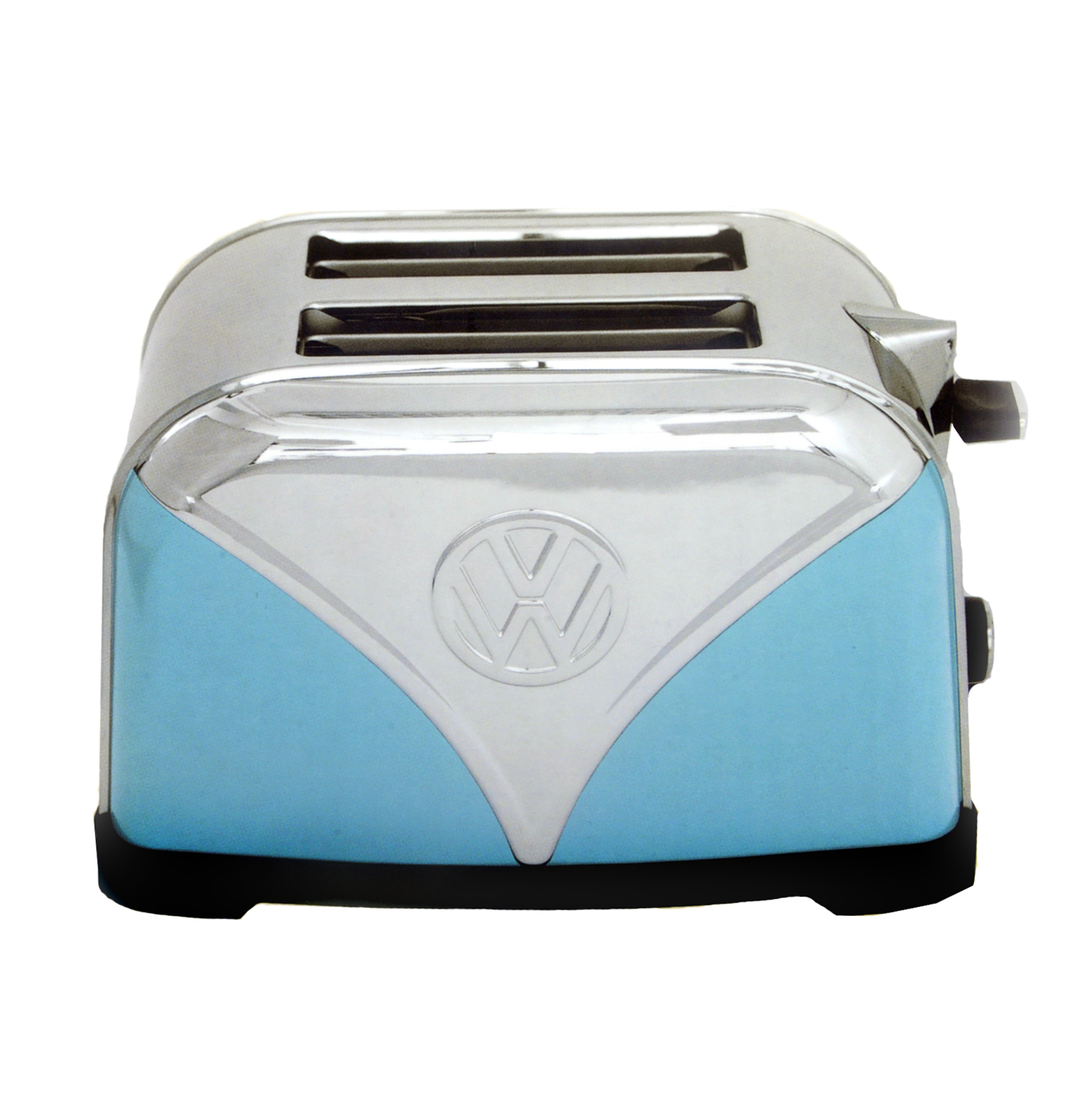 Mini Toaster For Camper ~ Blue volkswagen camper stainless steel toaster pink cat shop