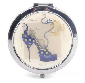 Catitudes - Simply Elegant Maranda Compact Mirror