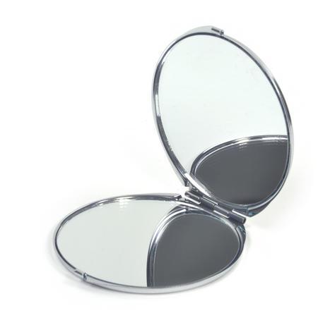 Amelia - Simply Elegant Maranda Compact Mirror with Swarovski Crystallised Elements