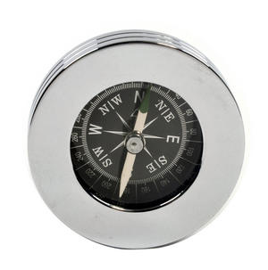 Compass Chrome Paperweight Thumbnail 3