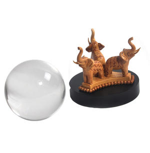 Harry Potter Replica Divination Crystal Ball Noble Collection Thumbnail 3
