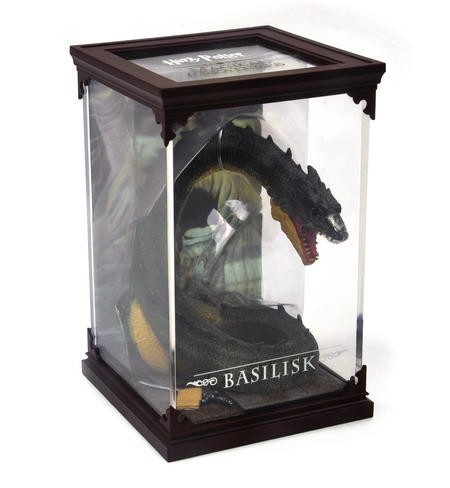 Basilisk - Harry Potter Magical Creatures by Noble Collection