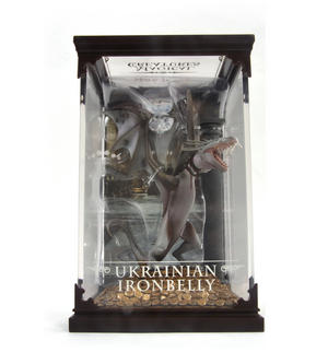Ukrainian Ironbelly - Harry Potter Magical Creatures by Noble Collection Thumbnail 2