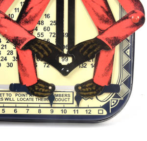 Consult the Educated Monkey - Classic Multiplication Calculator Toy Thumbnail 2