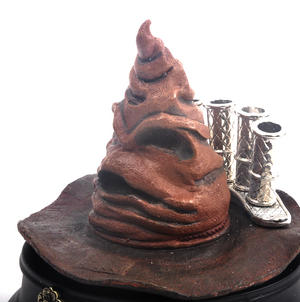 Sorting Hat Pen Display Harry Potter Noble Collection Thumbnail 5