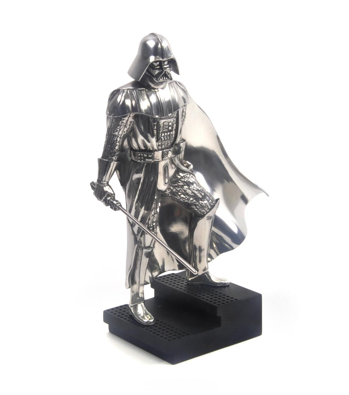darth vader star wars ltd edition figurine by royal selangor ebay. Black Bedroom Furniture Sets. Home Design Ideas