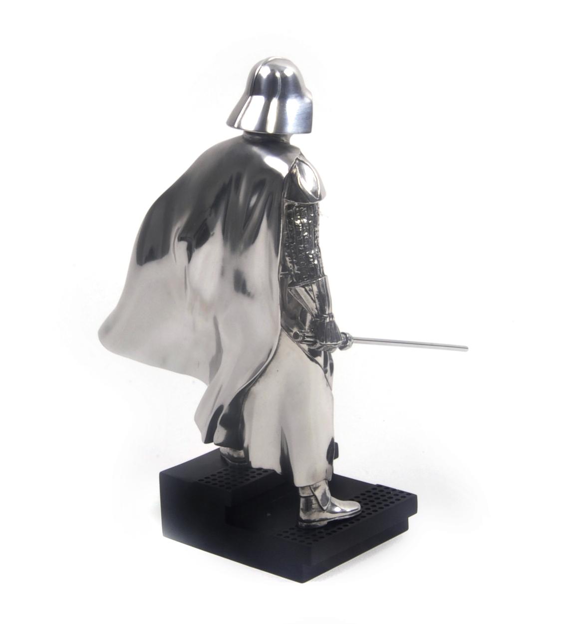 darth vader star wars limitierte edition figur by royal. Black Bedroom Furniture Sets. Home Design Ideas