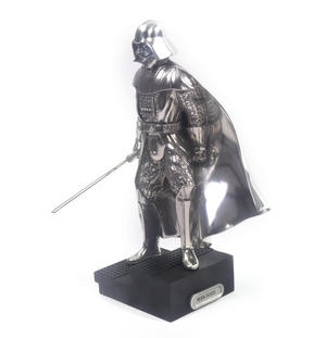 Darth Vader - Star Wars Ltd Edition Figurine by Royal Selangor Thumbnail 6