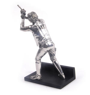 Han Solo - Star Wars Ltd Edition Figurine by Royal Selangor Thumbnail 2