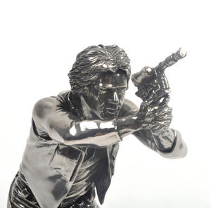 Han Solo - Star Wars Ltd Edition Figurine by Royal Selangor Thumbnail 3
