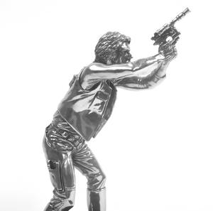 Han Solo - Star Wars Ltd Edition Figurine by Royal Selangor Thumbnail 6