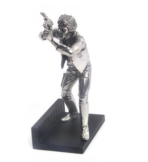 Han Solo - Star Wars Ltd Edition Figurine by Royal Selangor Thumbnail 7