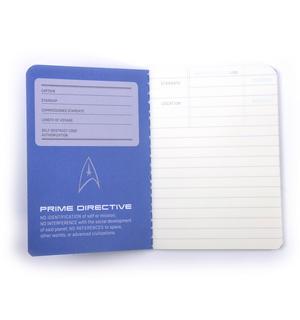 Star Trek Captain's Log Large Notebook Thumbnail 2
