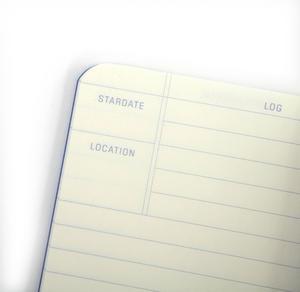 Star Trek Captain's Log Large Notebook Thumbnail 5