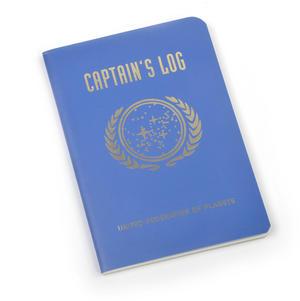 Star Trek Captain's Log Large Notebook Thumbnail 6