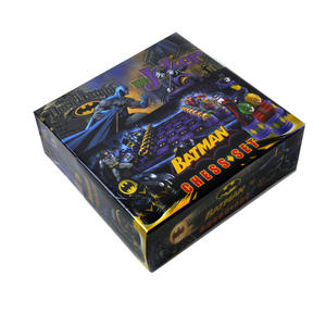 Batman Dark Knight vs The Joker Chess Set by Noble Collection Thumbnail 4