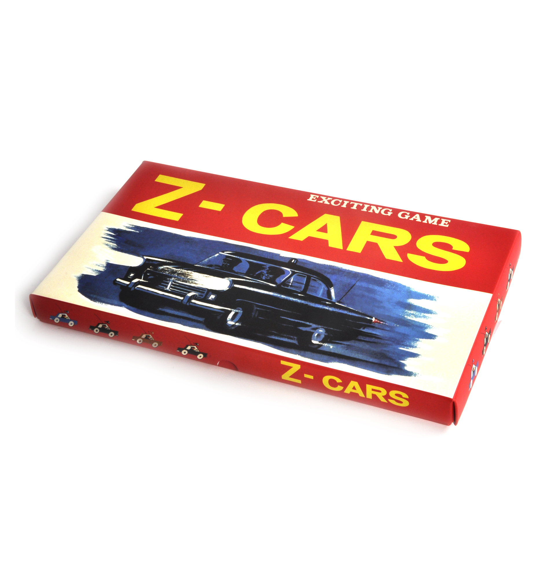 z cars the classic 1960s tv series retro board game ebay. Black Bedroom Furniture Sets. Home Design Ideas