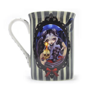 Strangeling - Sign of Our Parting Boxed Mug by Jasmine Becket-Griffith Thumbnail 2