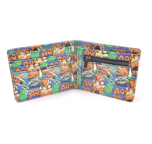 Aquaman - Embossed Comic Strip Wallet
