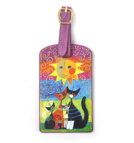 Rosina Wachtmeister - Momenti di felicita / Moments of happiness Luggage Tag / Bag Identifier