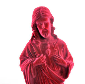 Jesus Christ Velour Money Box Thumbnail 3