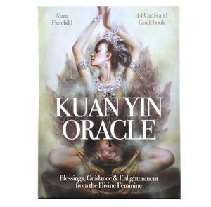 Kuam Yin Oracle Cards & Guidebook by Alana Fairchild